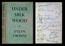 under milk wood signed