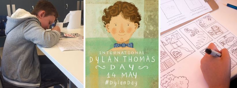 Under Milk Wood Anniversary Today >> Dylan Fun Set To Inspire Swansea S Young Citizens Dylanthomas Com