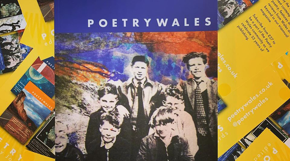 Poetry Wales is coming to the Dylan Thomas Centre!