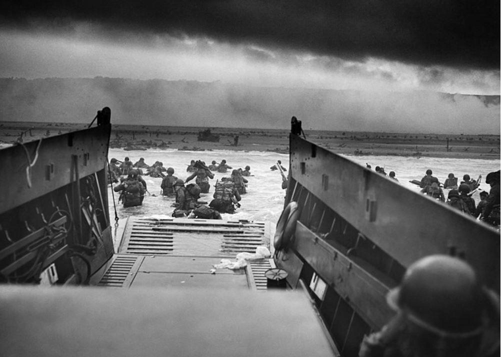 Dylan, Bosham a D-Day