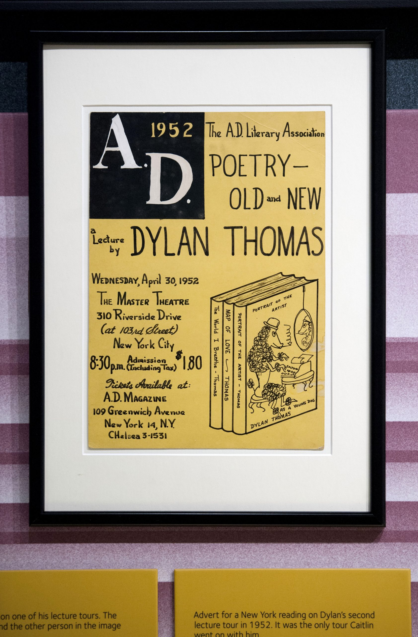 Dylan Thomas' Journeys to America   Part 2