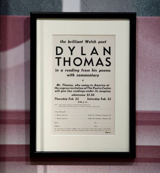 Dylan Thomas' travels to America   Part 1