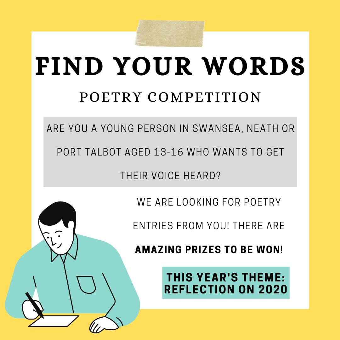 'Find Your Words'
