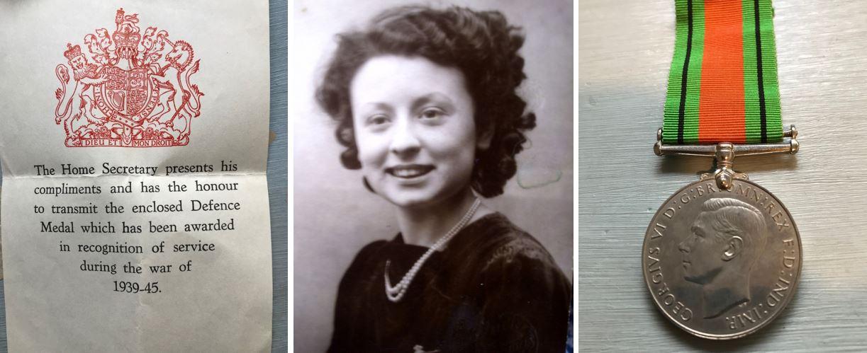 Elaine Griffiths: Wales' Youngest  World War 2 Air Raid Warden Part 2