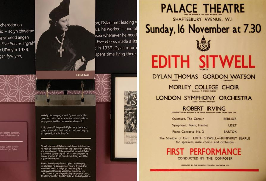 Edith Sitwell | Part 2